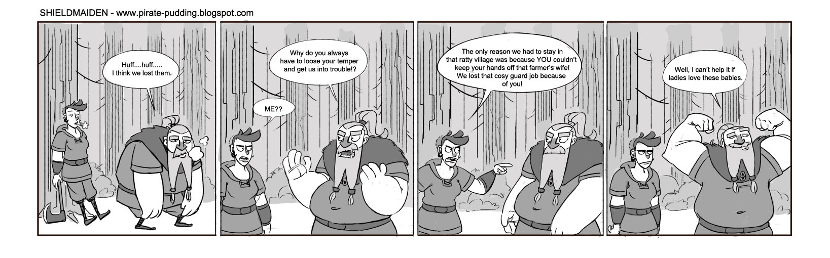 Shieldmaiden comic 004