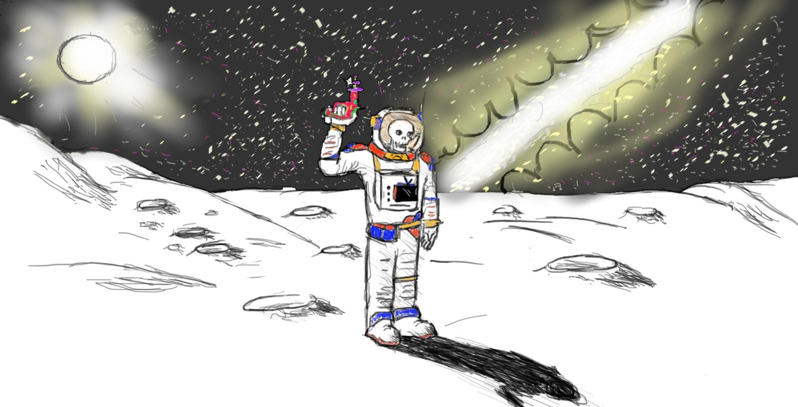 Moonstronaut