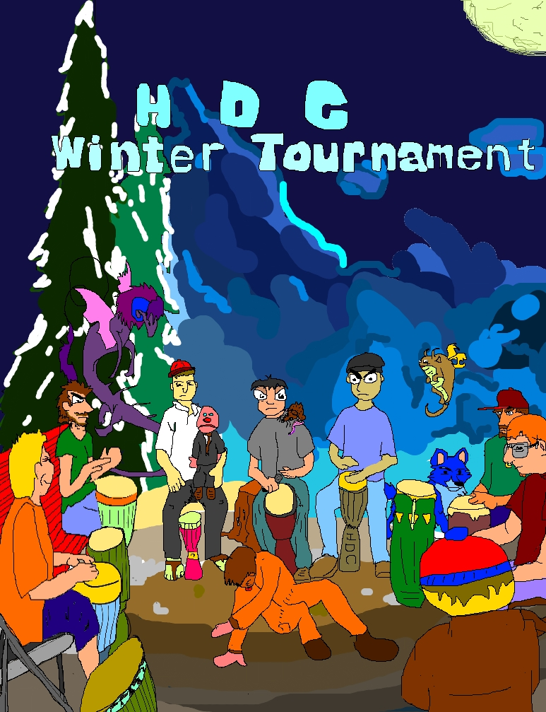 HDC Winter Tournament #2