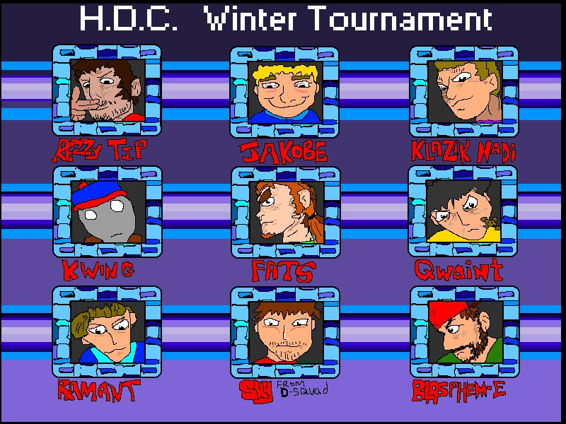 HDC Winter Tournament #3