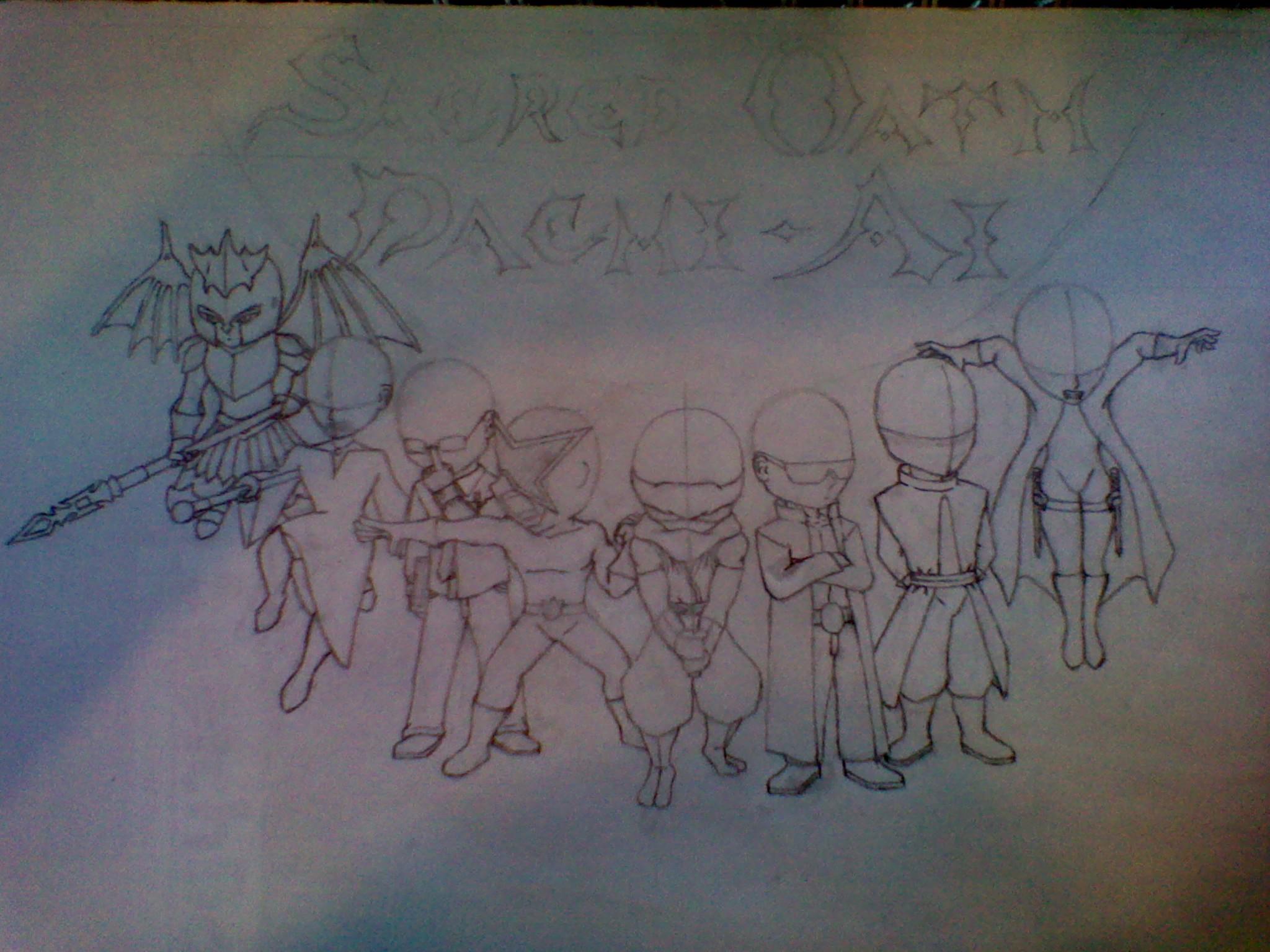 S.O.D.A. Sketch