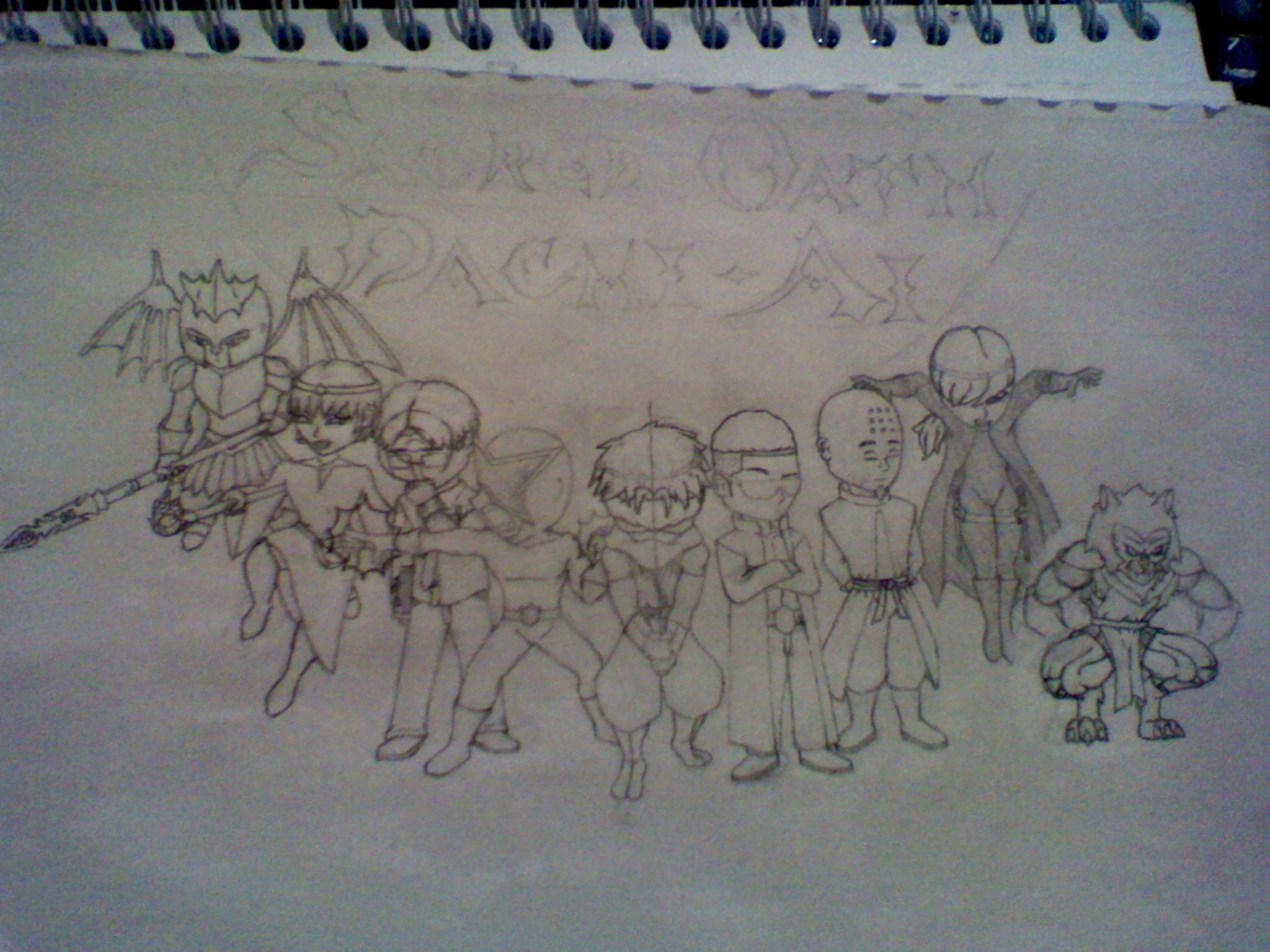 S.O.D.A. Sketch 2