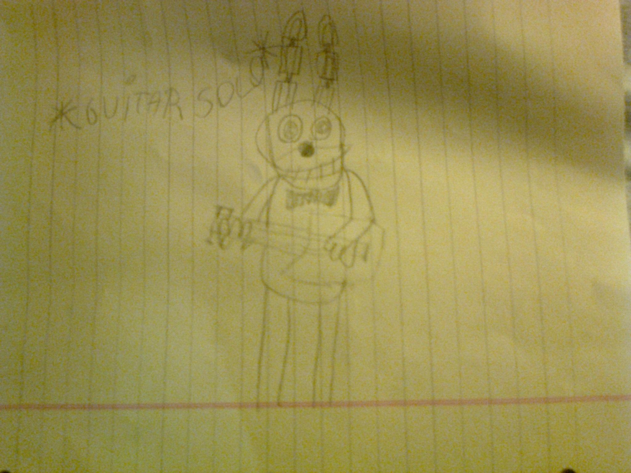 my horrible fnaf art 2
