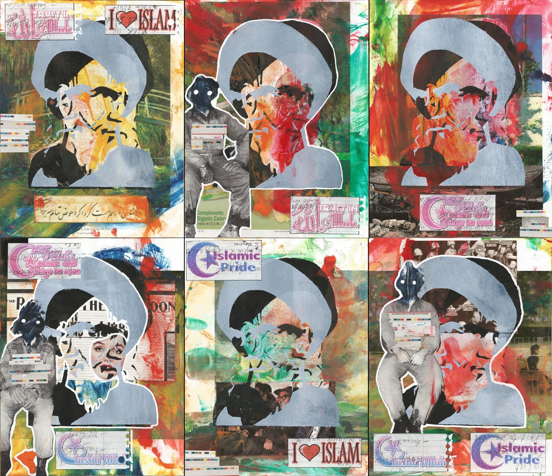six ayatollahs