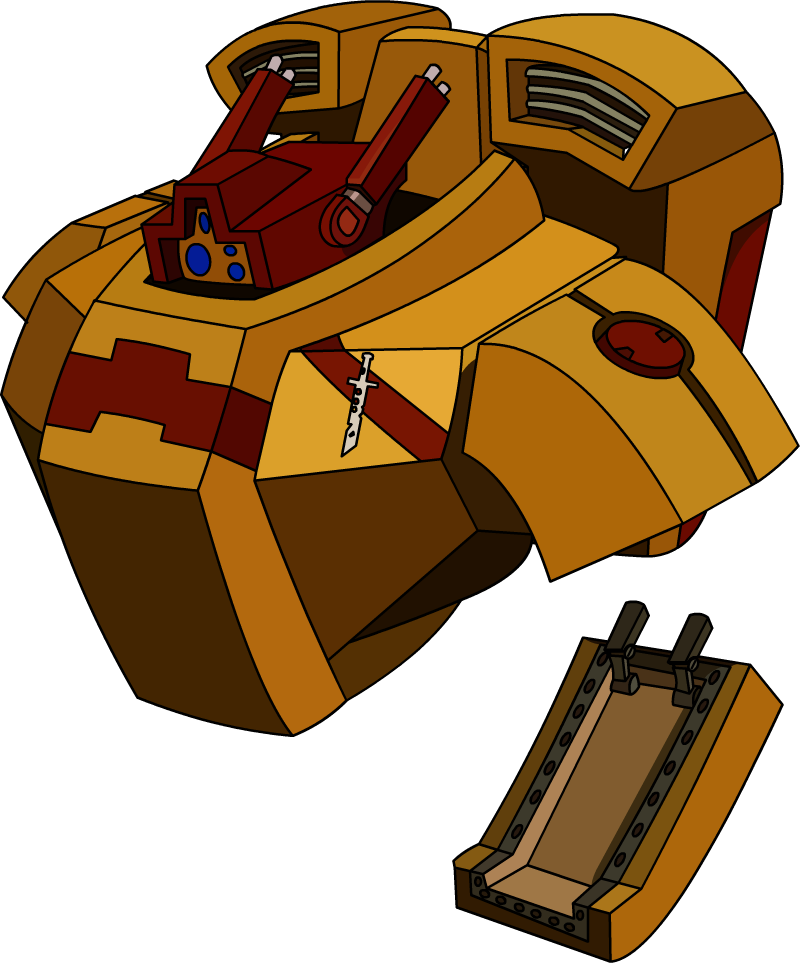 power armor tau