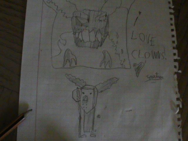 I Love Clowns !