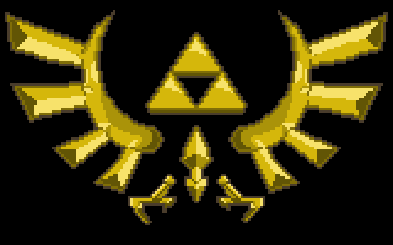 Tribute to the Triforce