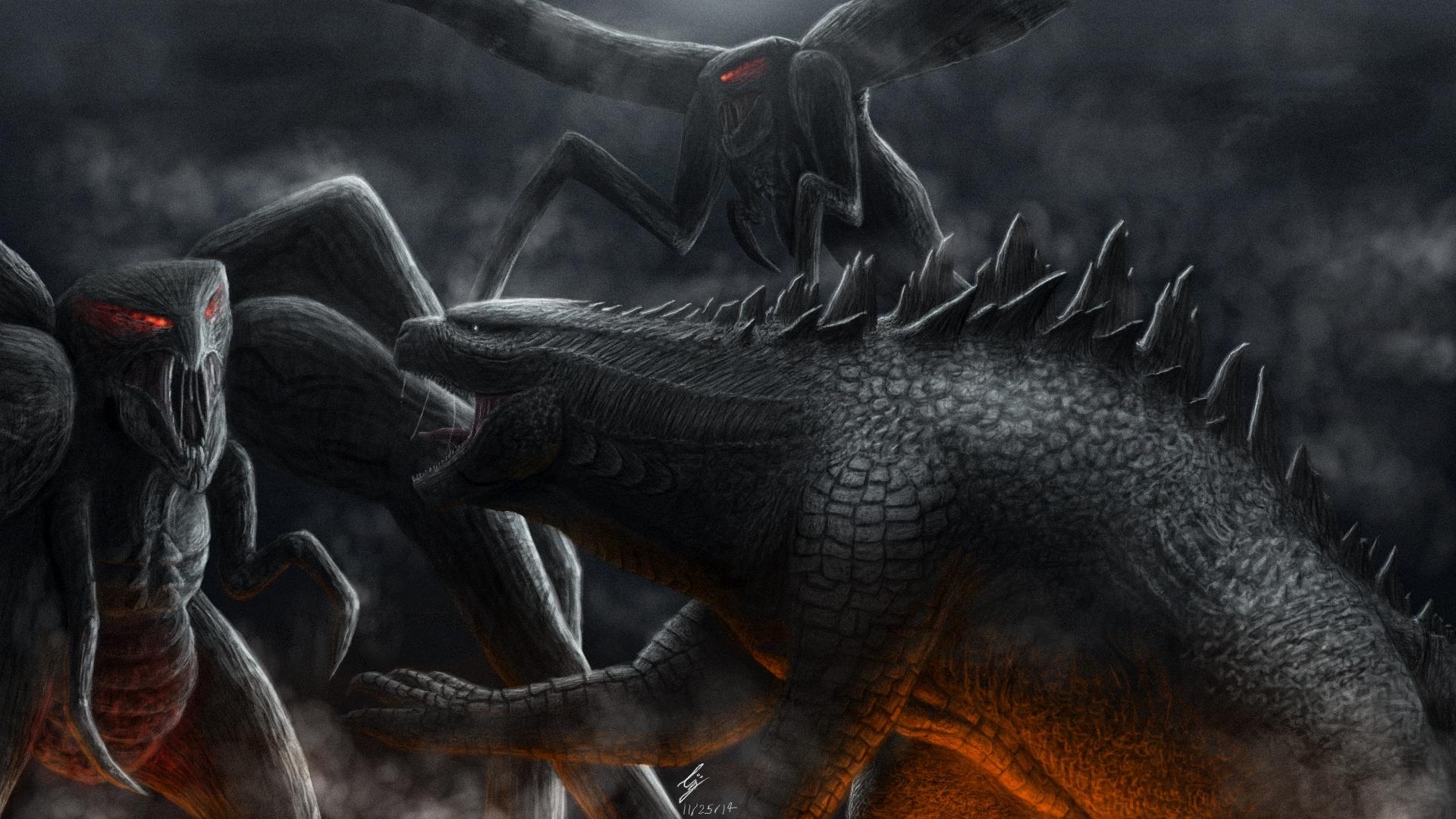 Godzilla vs. MUTOs