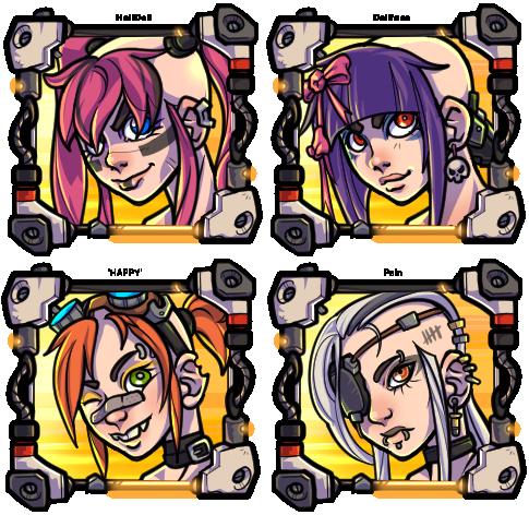Doll Squad