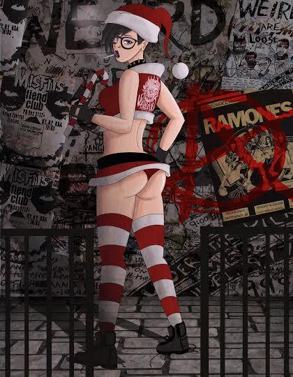 Christmas ShadGirl
