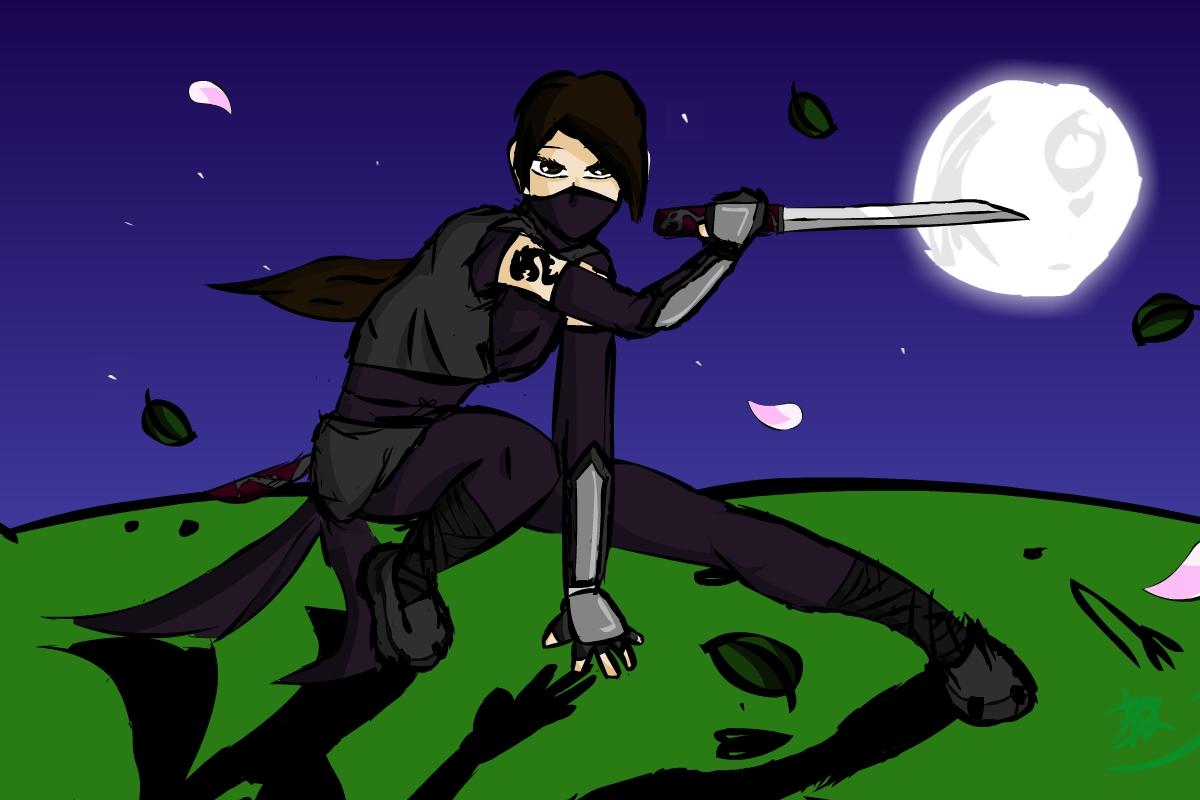 Ninja Sombrio en Pasto