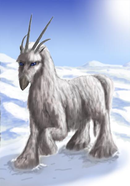 Snowy Beast