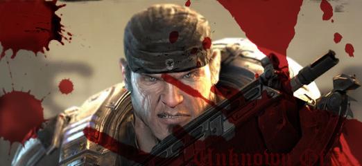 Gears Of War-Marcus