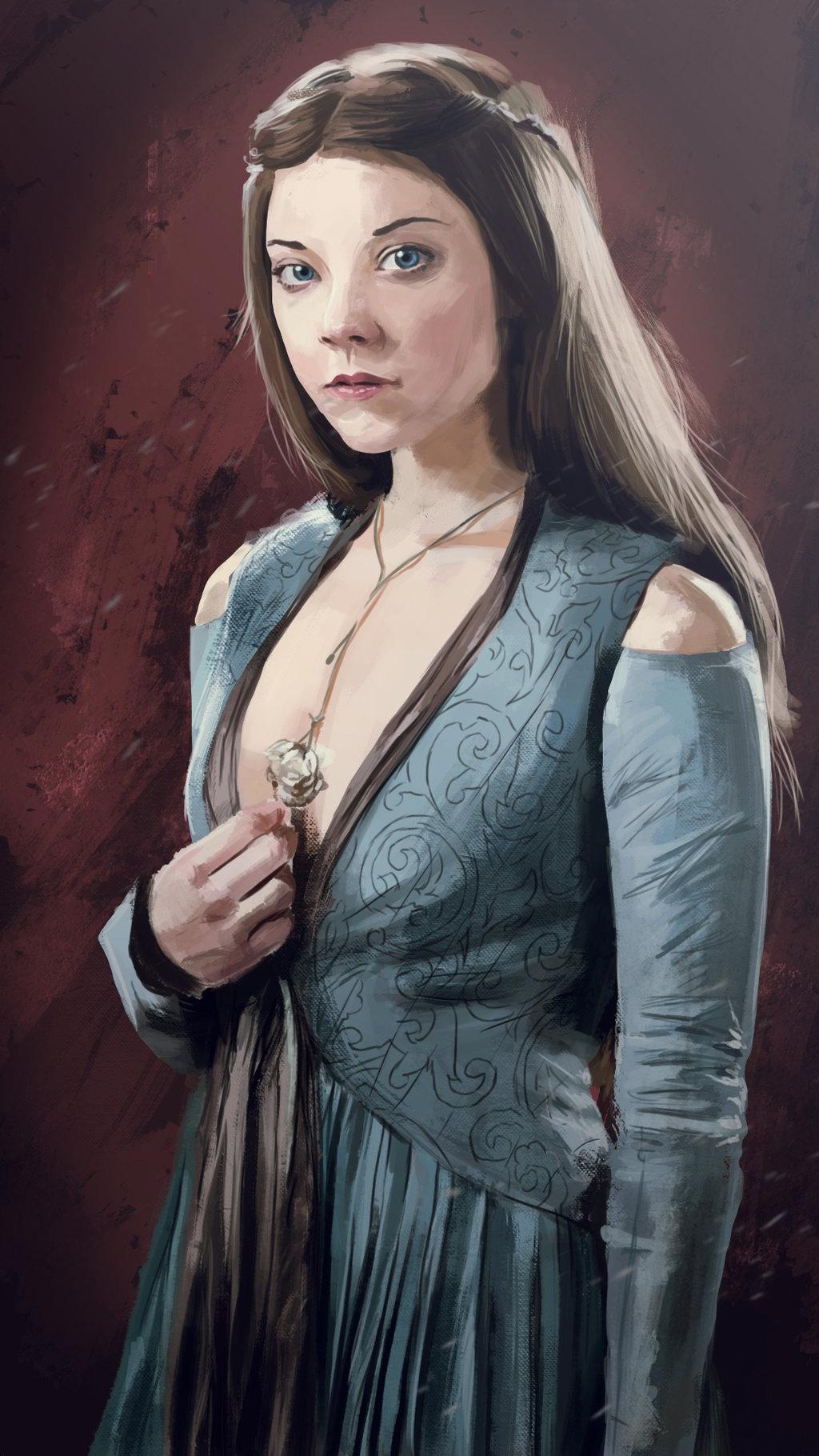 GoT Fanart - Margaery Tyrell