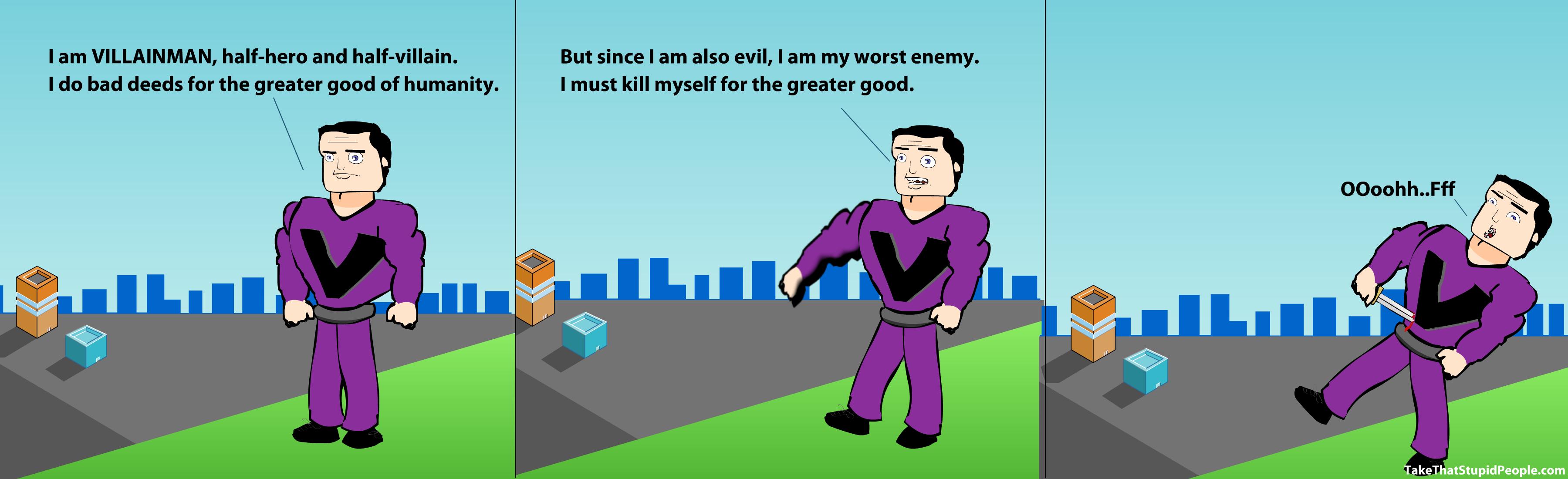 Villainman