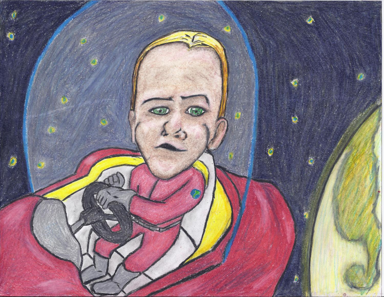 Space Captain Parker