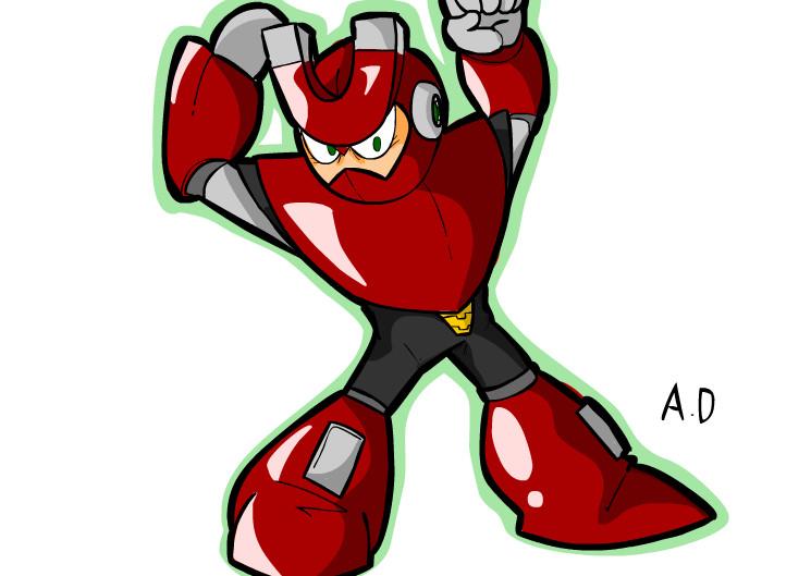 Magnet Man: Mega Man 3