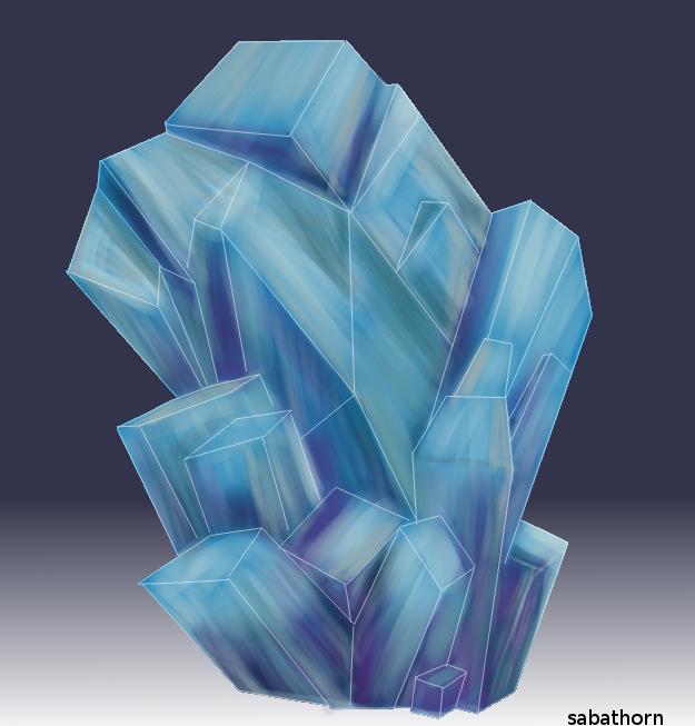 Crystal practice