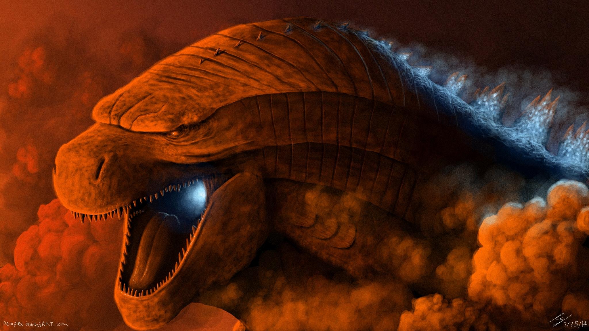 Godzilla Tribute