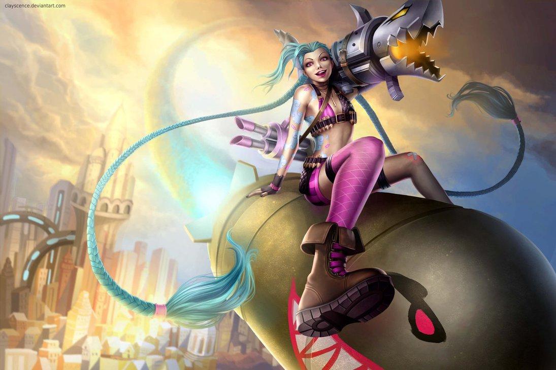 Jinx: league of legends