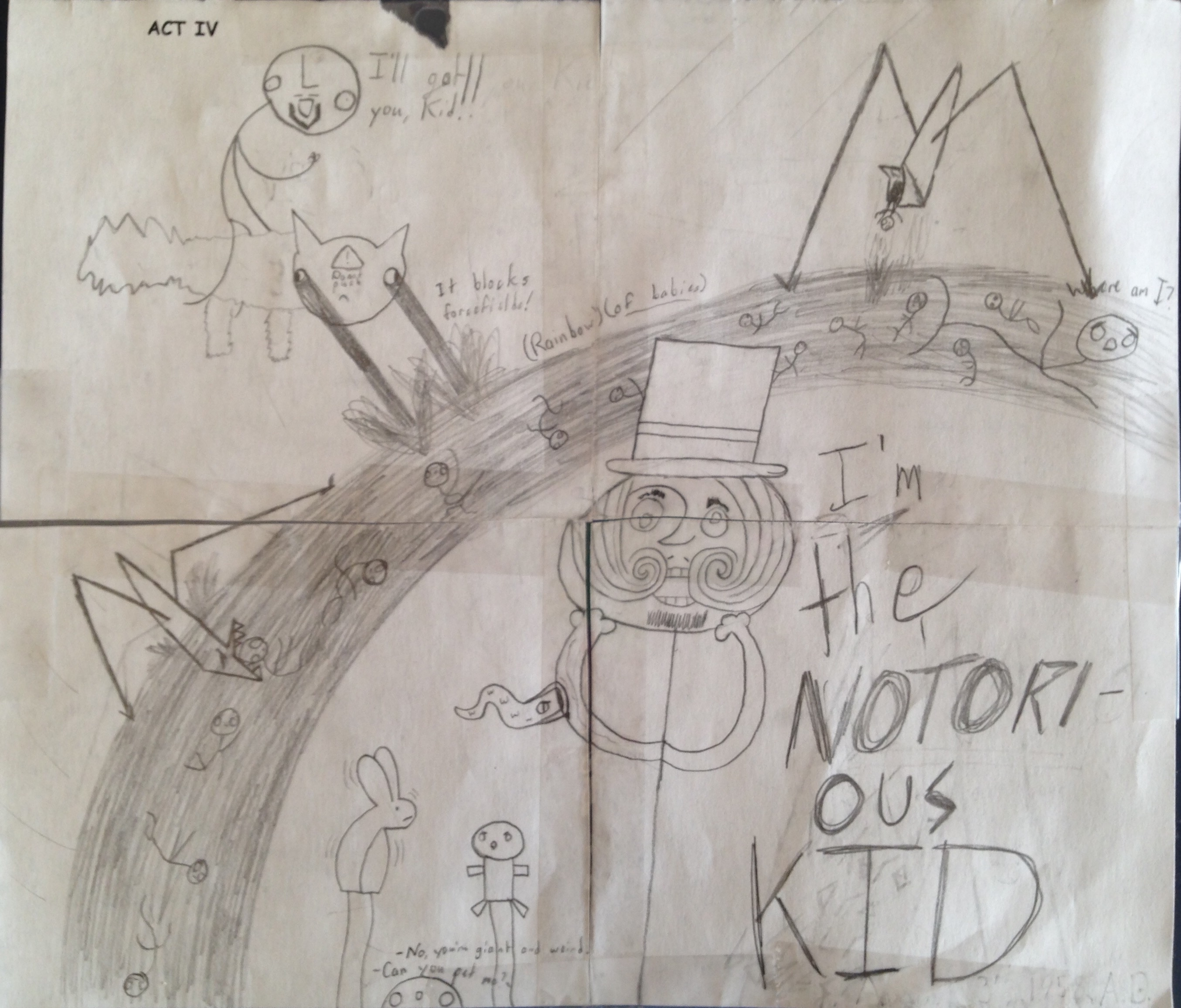 The Notorious Kid