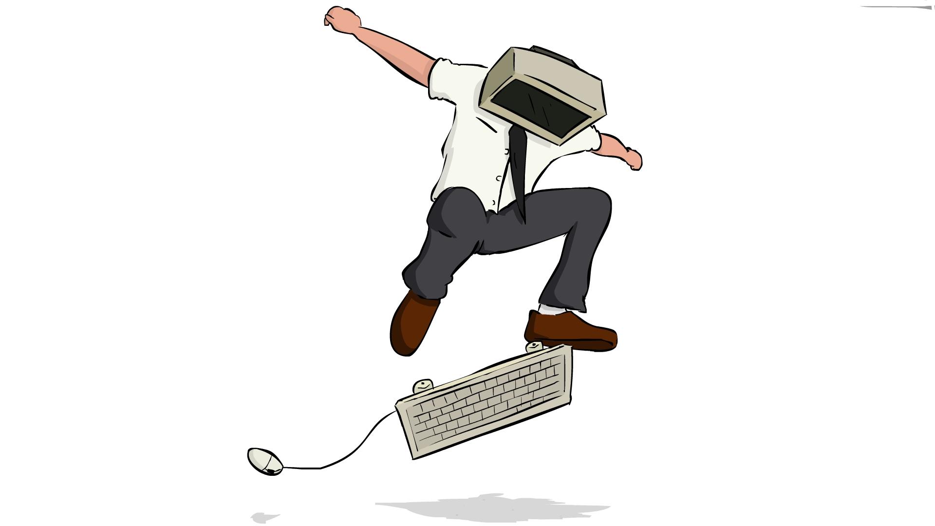 Skating Computer