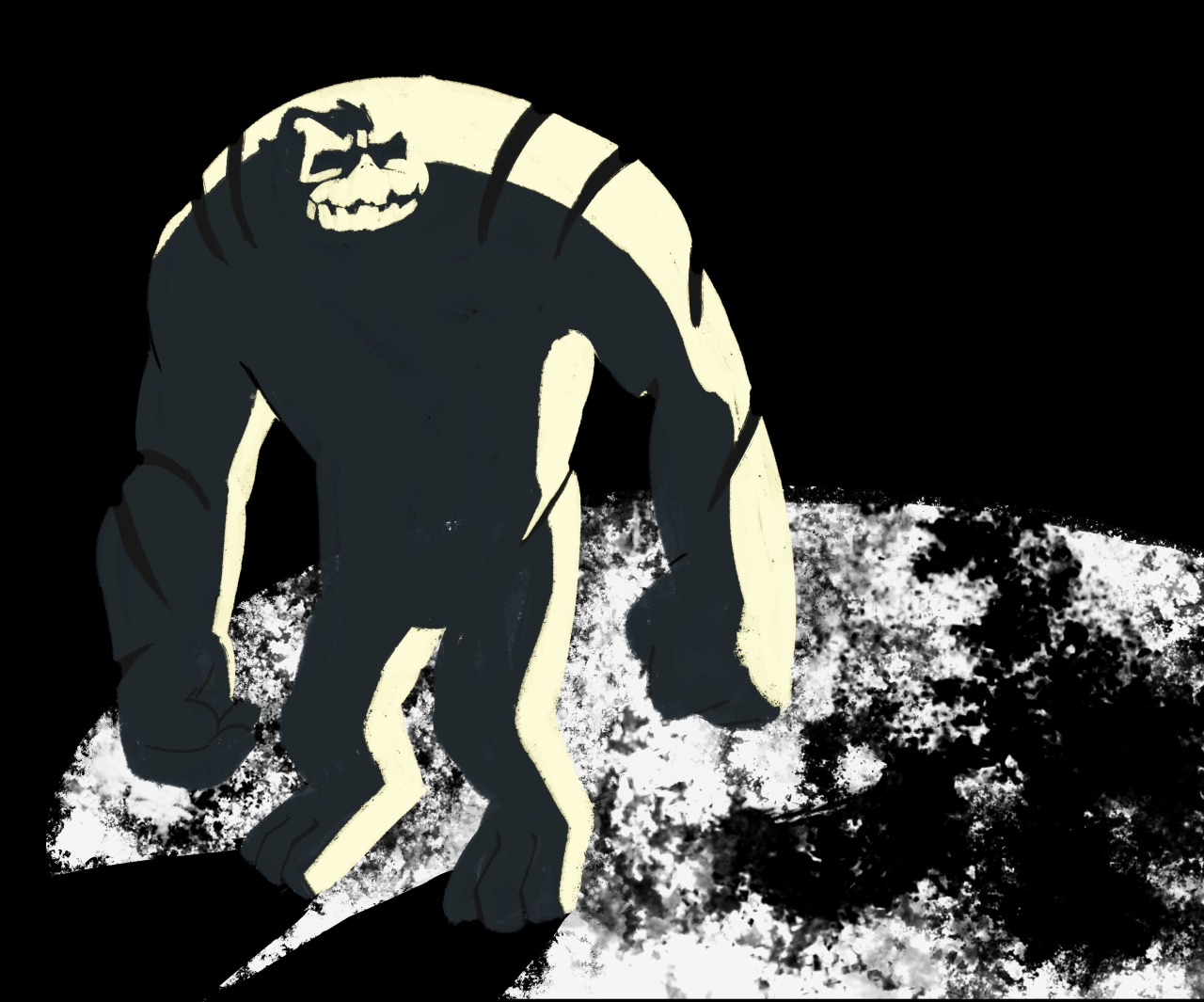Igoo the stone Ape