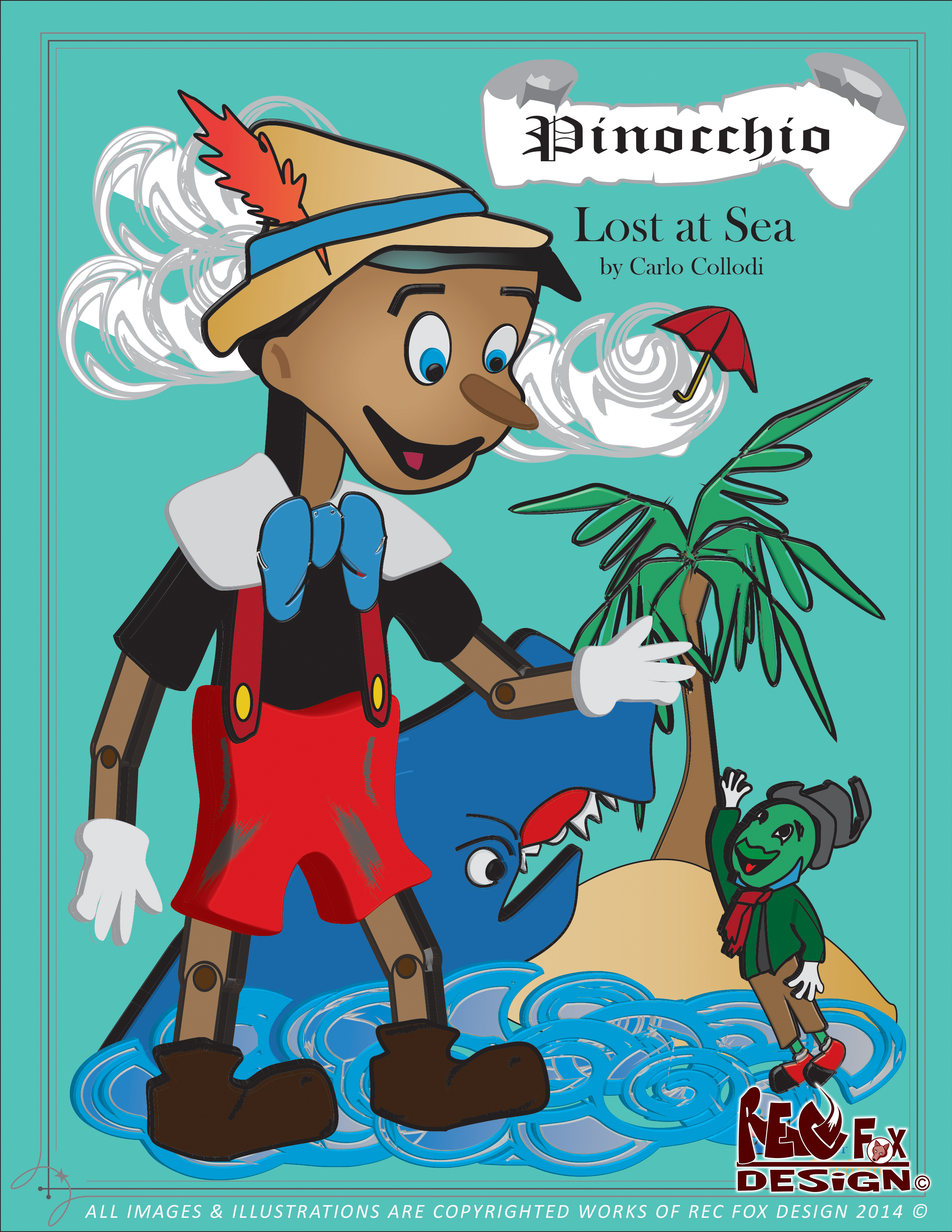 "Pinocchio"" Lost at Sea"""