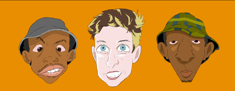 Odd Future Caricatures (3)