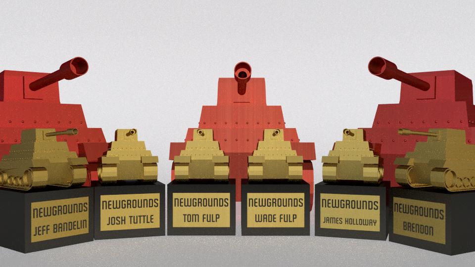 Newgrounds Tanks