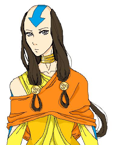 Genderbend Aang (Avatar)