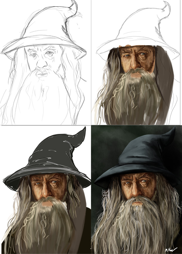 Gandalf Progress