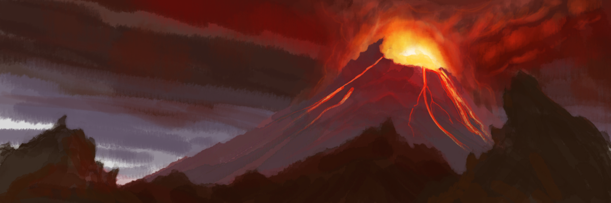 Mount Doom (test)