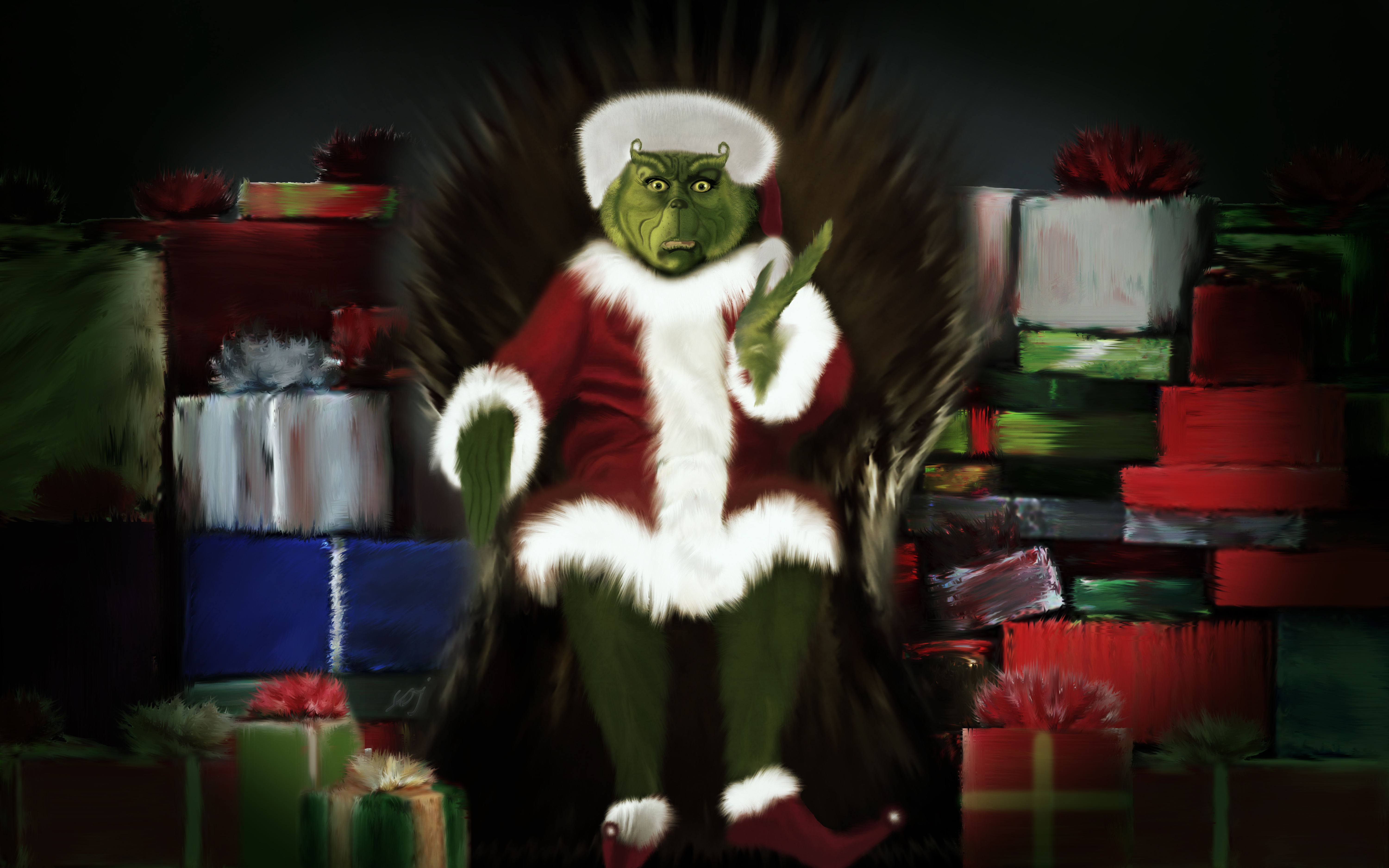 The Grinch of Thrones