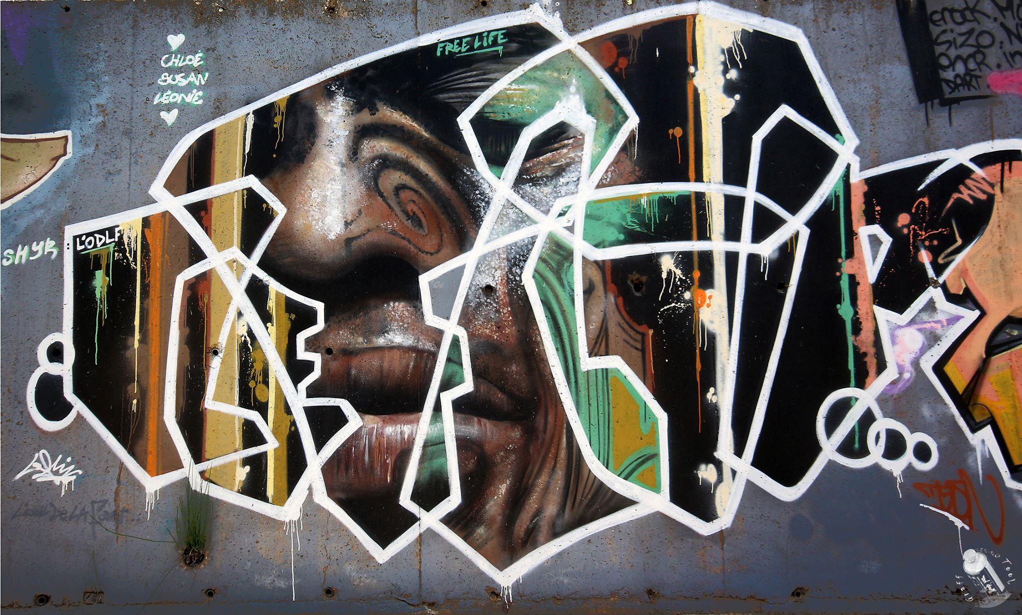 maori graffiti