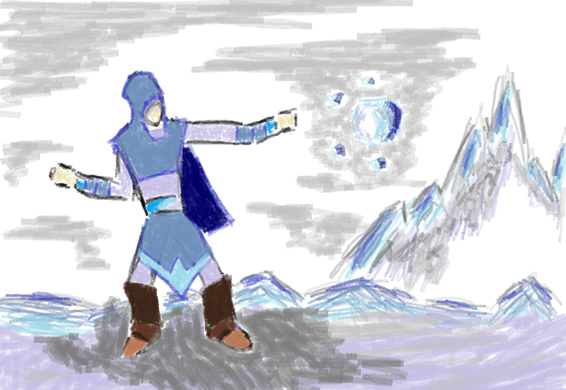 Frost's Spell