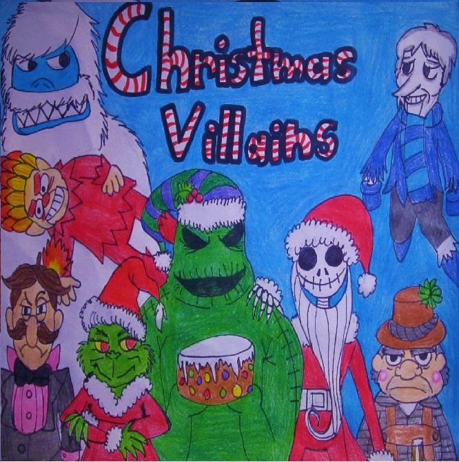 Villainous Christmas