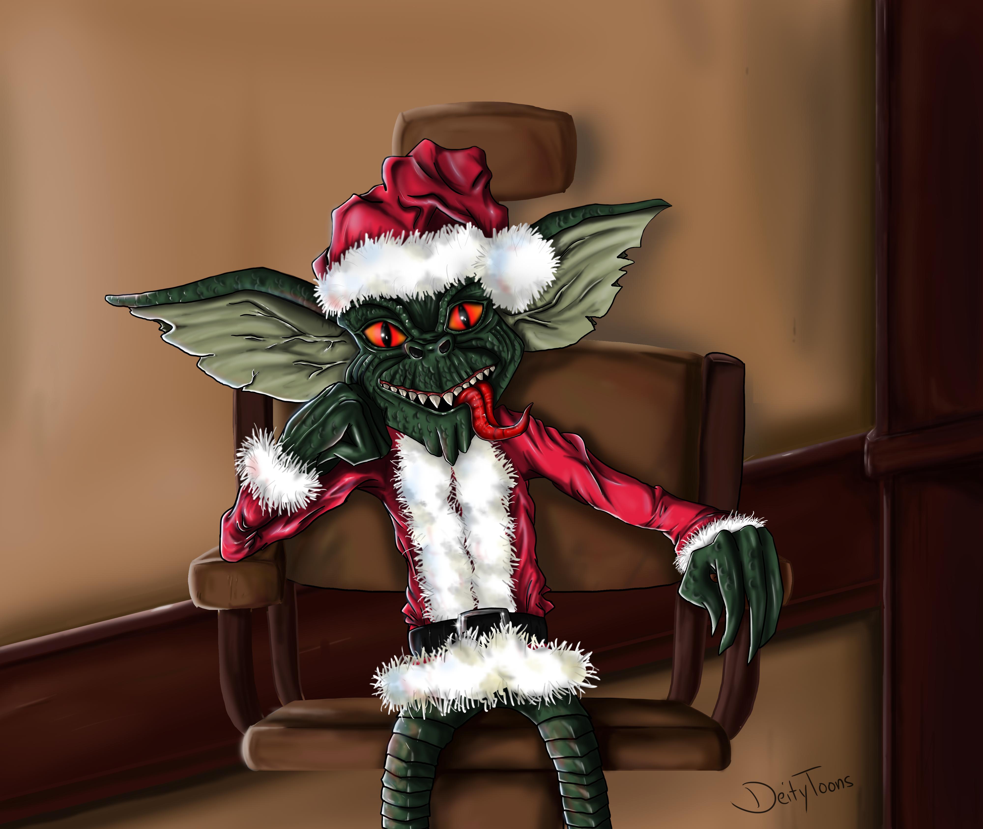 A Very Gremlin Christmas