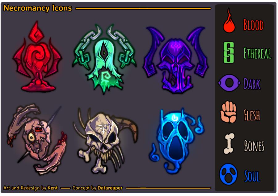 Necromancy Elements