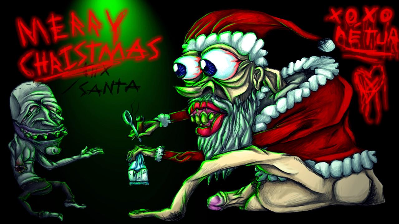 Christmas happy