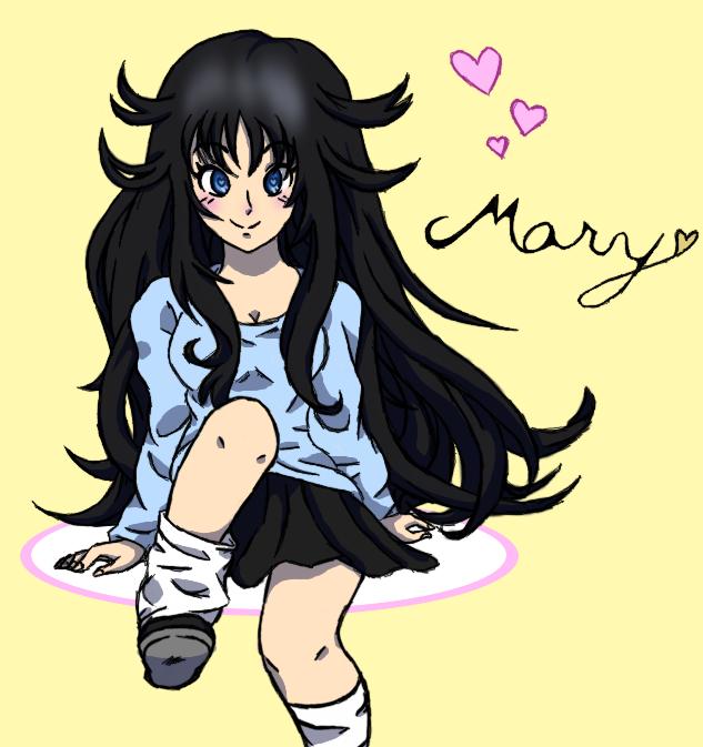 Cute Mary
