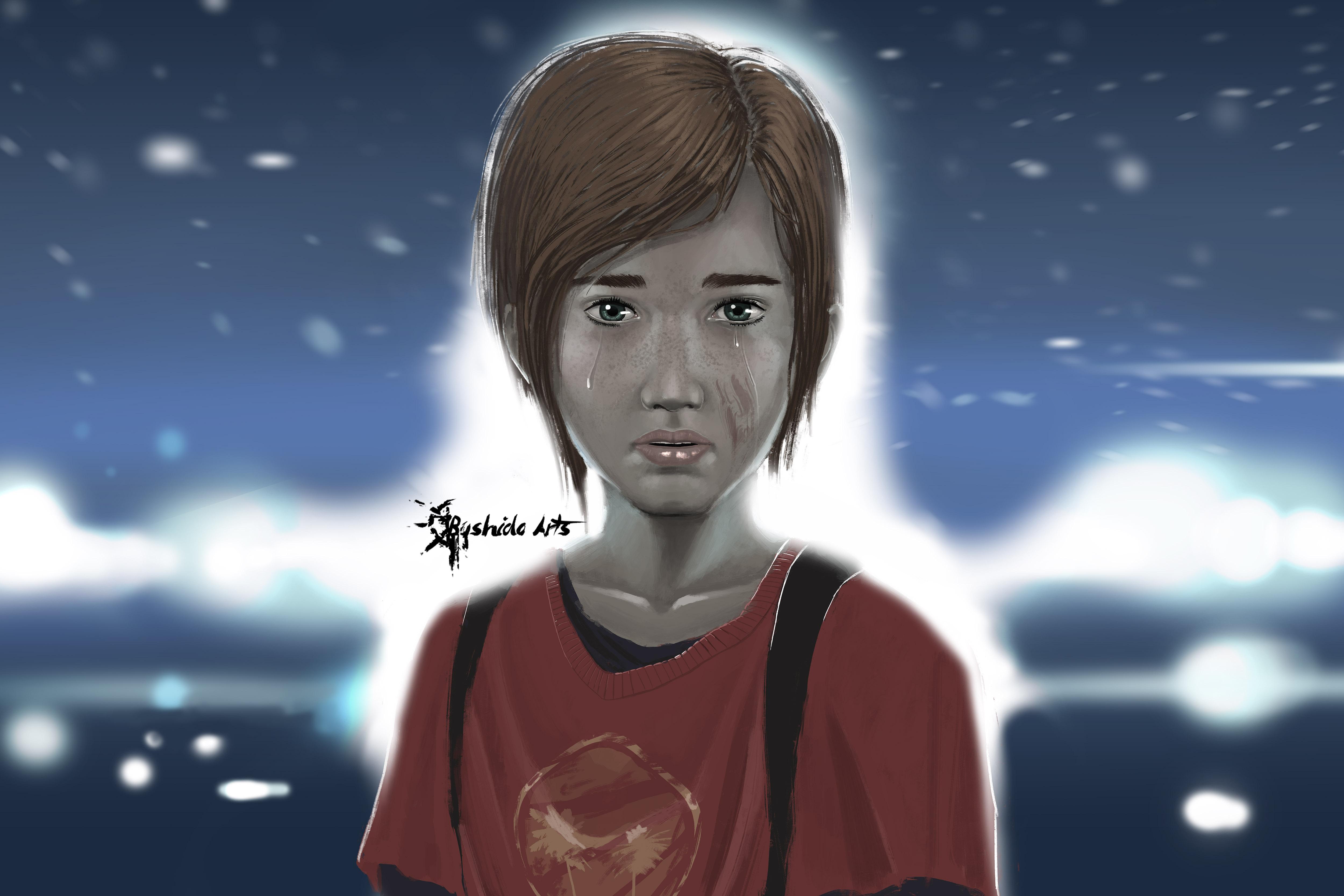 Ellie Fan Art