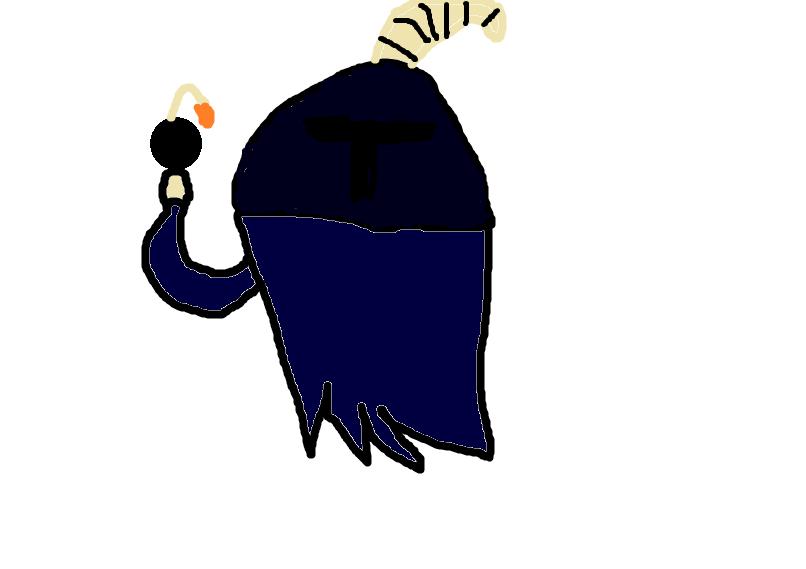 Bomb Knight