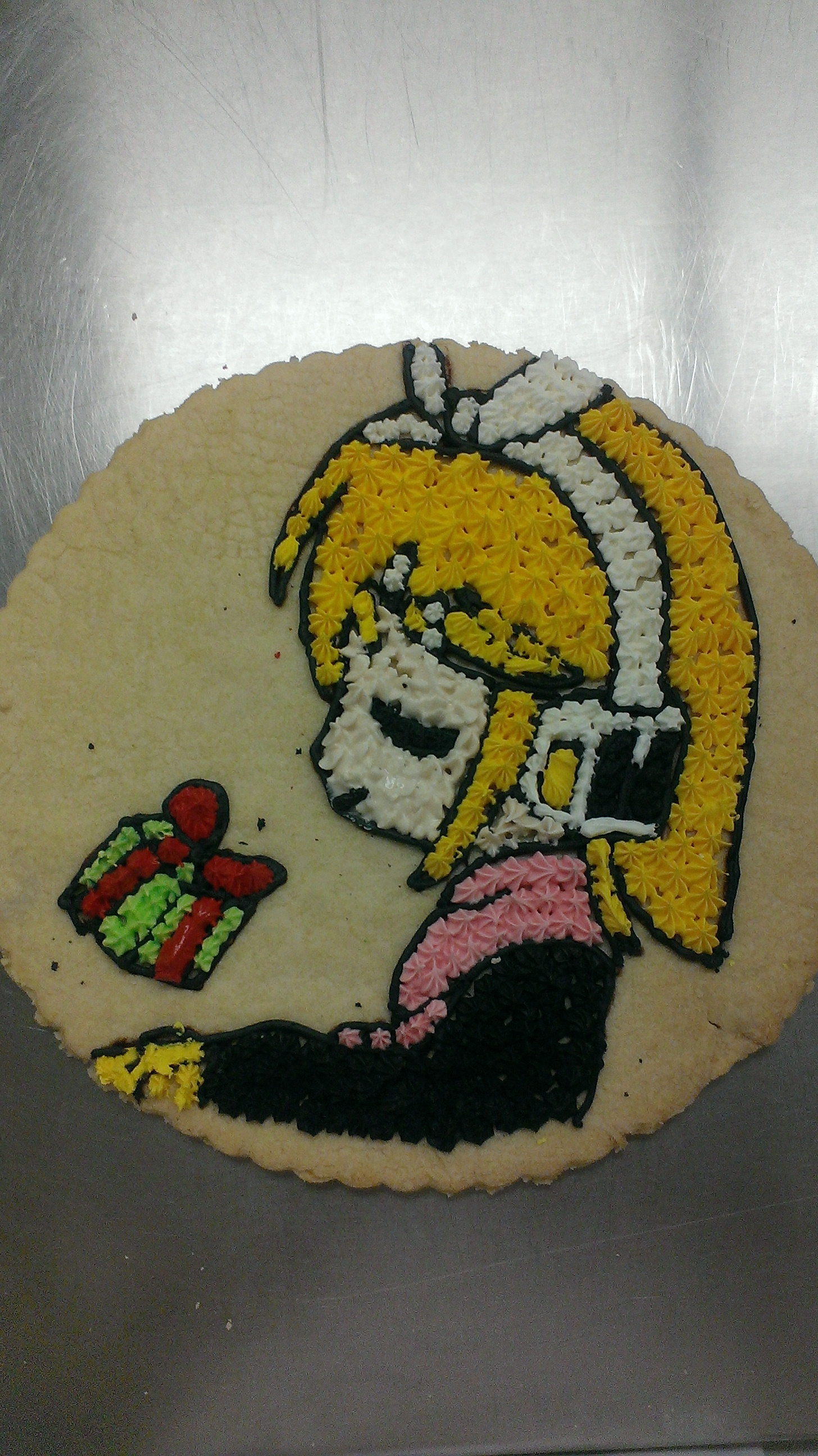Rin Kagamine Cookie <3