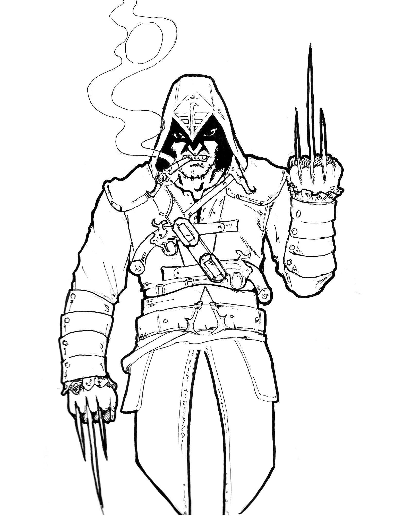 Brotherhood Wolverine