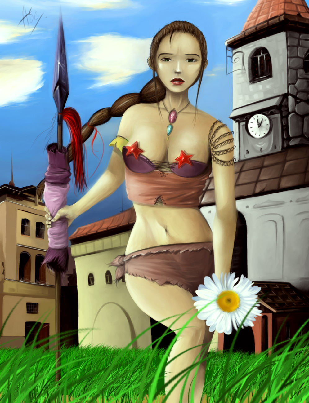 Amazon Girl