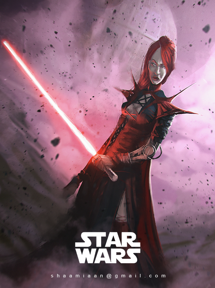 Sith Warrior II