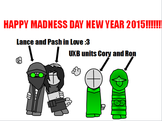Happy Madness New Year 2015!!!