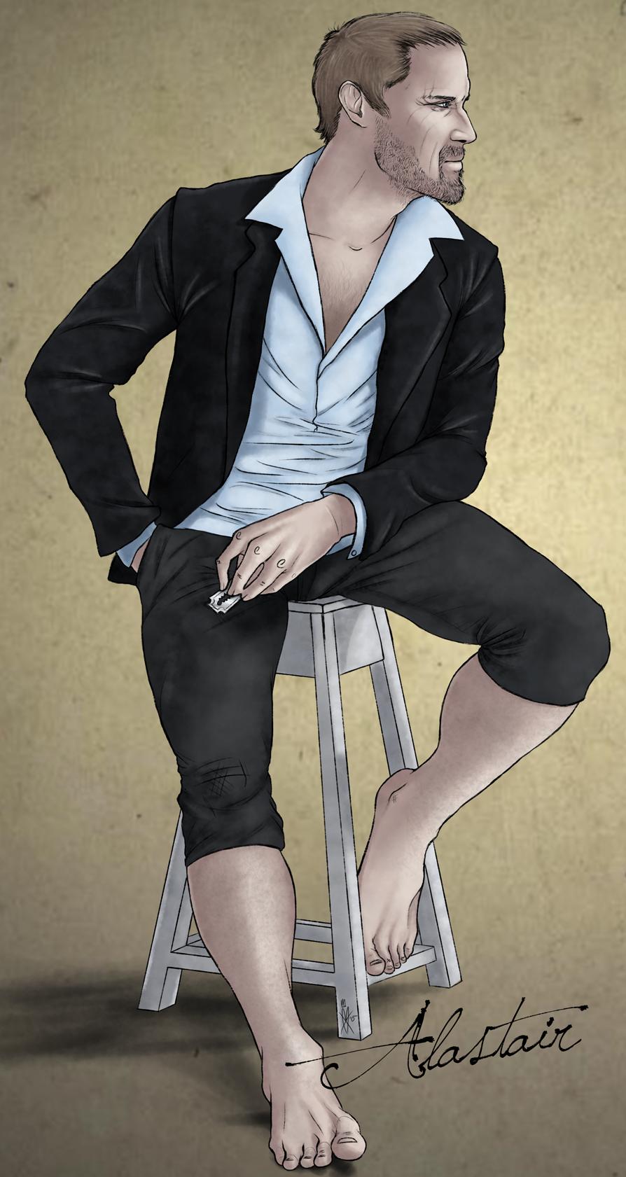 Classy Alastair