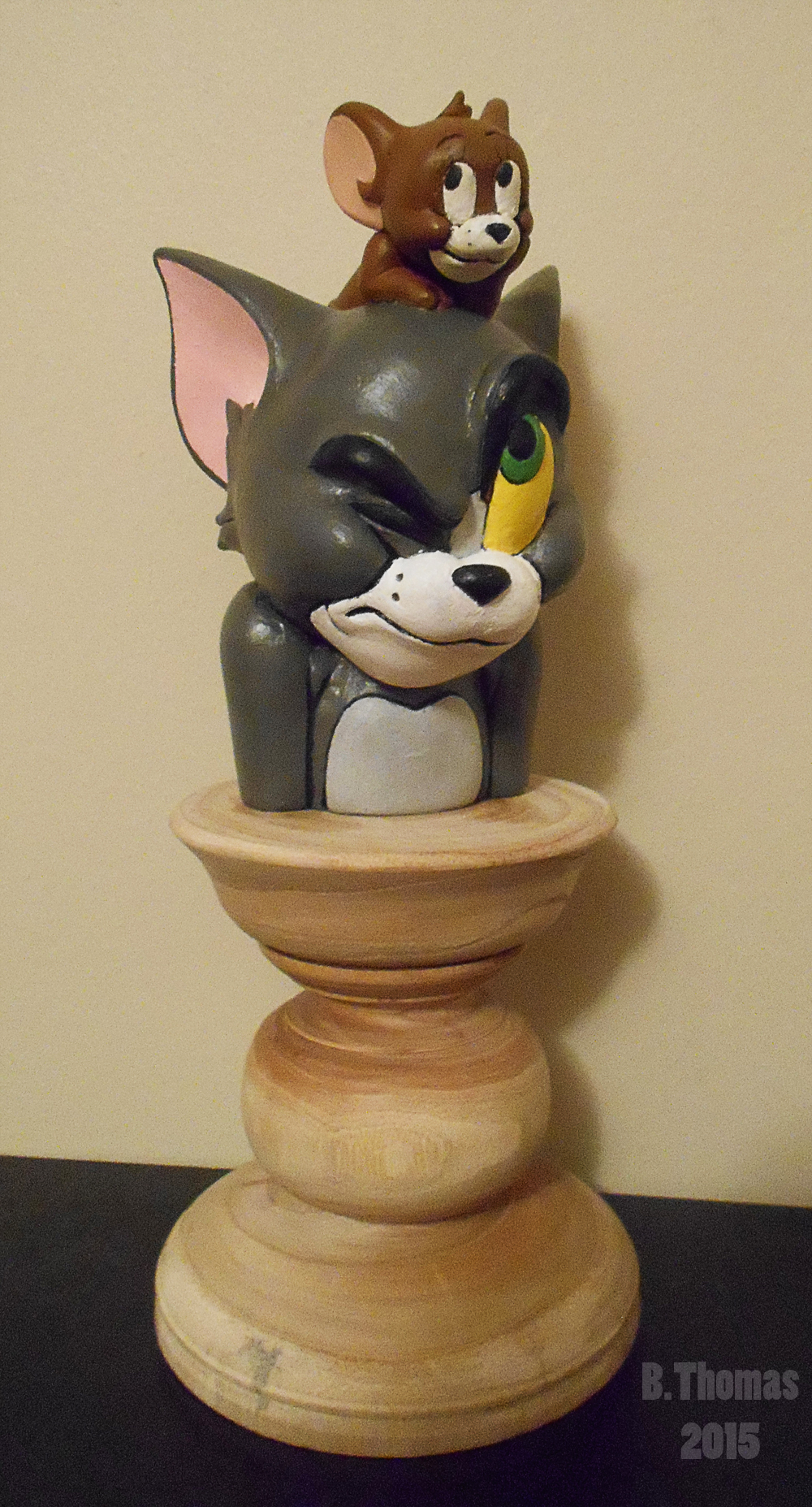 Another Tom & Jerry Sculpture